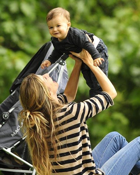 Как провести досуг с <b>ребенком</b>