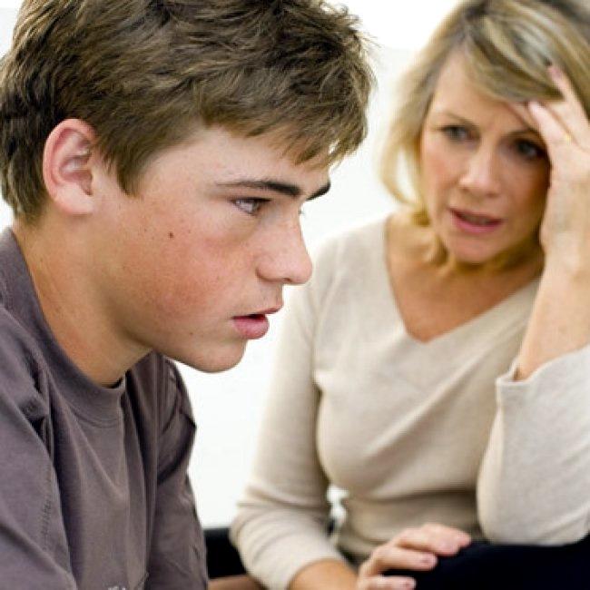Проблема с подростком.