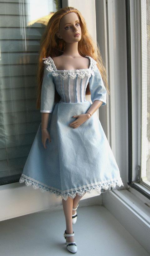 Как сшить костюм для куклы