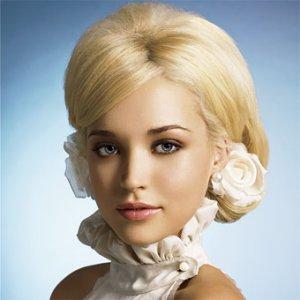 Как сделать красивую <b>прическу</b> для коротких волос