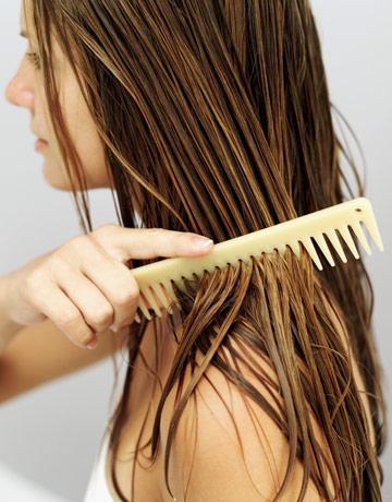 Как разгладить волосы