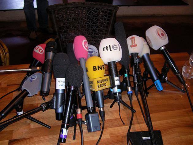 Как провести пресс-конференцию