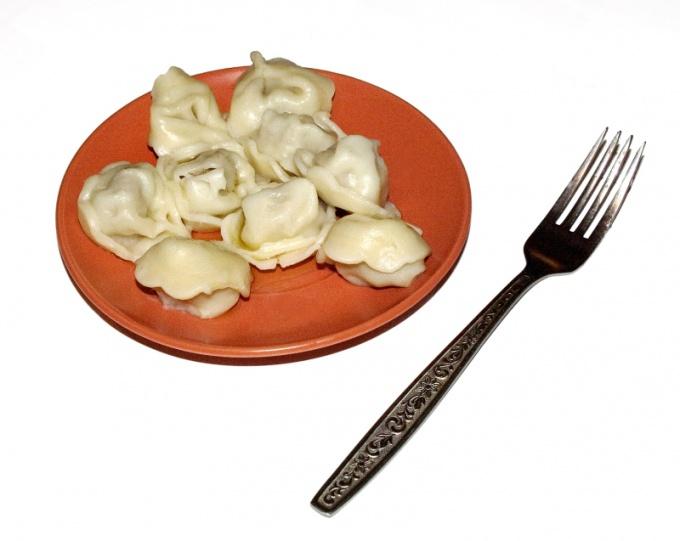 Пельмени традиционны для многих национальных кухонь