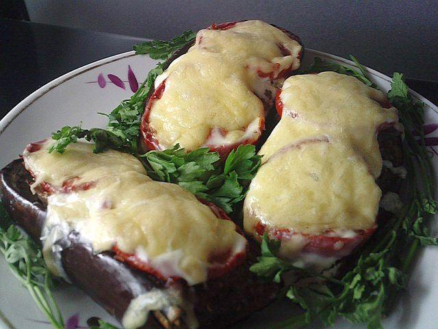 Как приготовить блюдо из баклажанов
