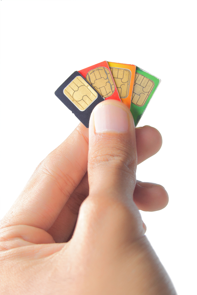 Activation of SIM card