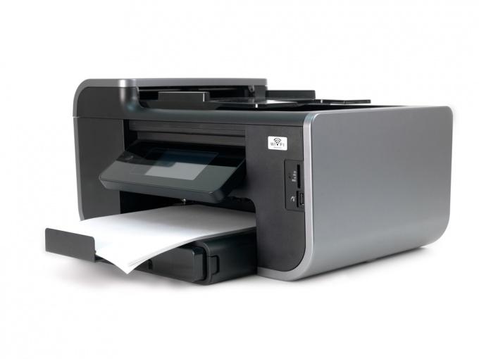 как разобрать принтер