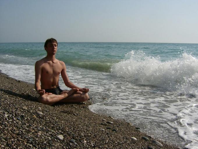 Спокойствие - первый шаг на пути к ясности мыслей