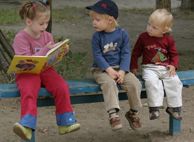 Как научить <strong>ребенка</strong> читать и писать