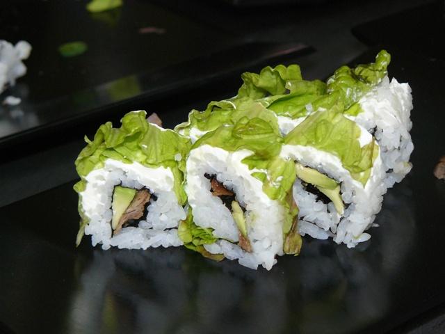 Как делать рис для суши