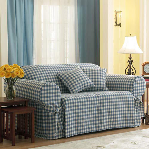How to make slipcovers for sofa