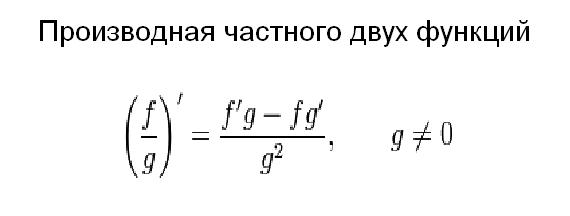 A derivative of the private