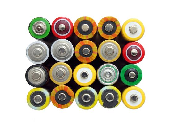 Как вставить батарейки