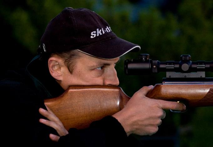 Как научиться стрелять из винтовки