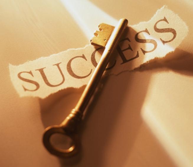 Ключ к успеху в бизнесе - внутренний настрой на победу