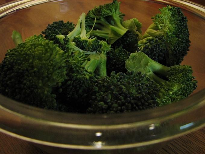Брокколи - кладовая витаминов