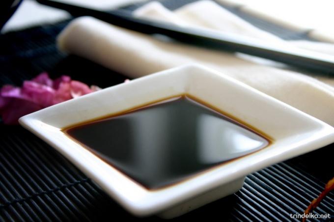 Соевый соус для суши