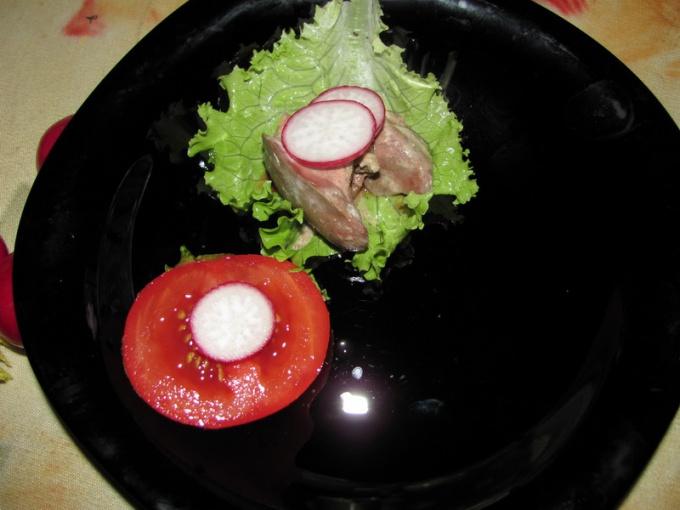 Как готовить блюда из куриной печени