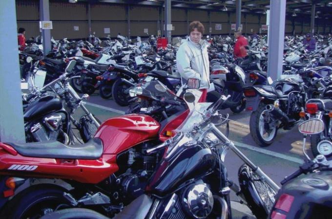 Как купить мотоцикл с <b>аукциона</b>
