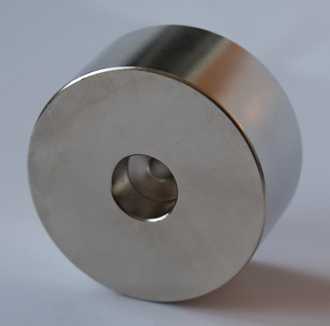 Как определить полюс у магнита