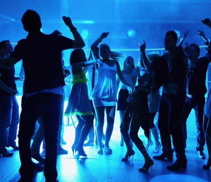 How to learn to dance beautifully at the disco
