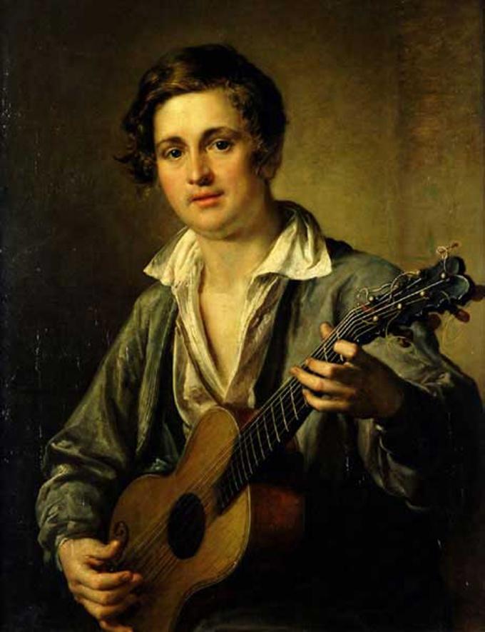The Russian seven-string guitar has its advantages
