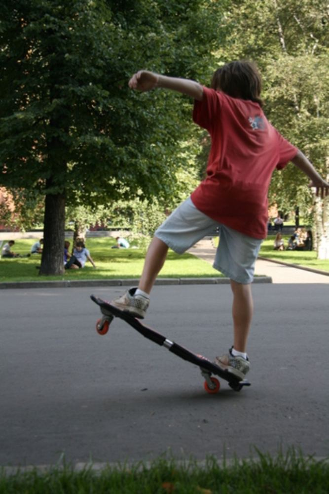 How to learn to do on <strong>skate</strong> <b>tricks</b>