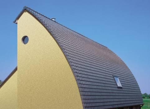 Как делать крышу на жилом доме