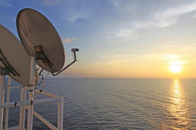 Как подключиться к спутнику