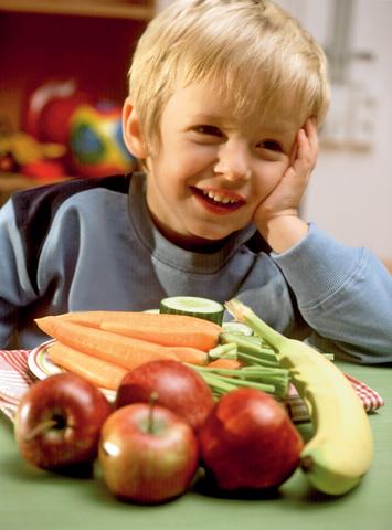 Иммунитет ребенка необходимо укреплять