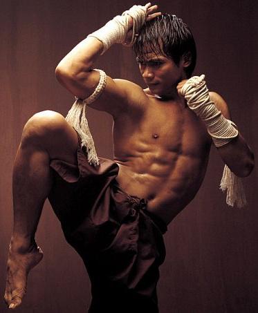 Как научиться тайскому боксу
