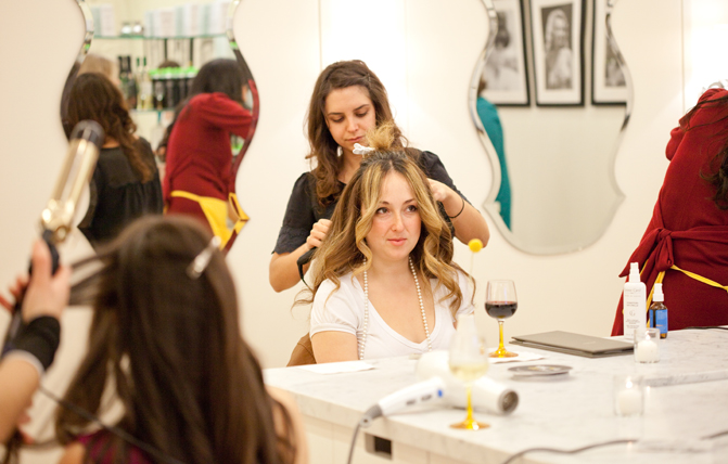 Как привлечь клиента в парикмахерскую