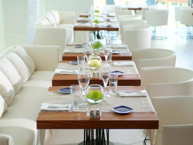 Ресторанный бизнес начинается с идеи, потом уже идет бизнес-план и его воплощение