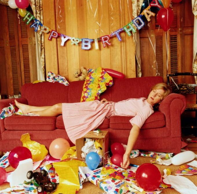Как подготовиться ко дню рожденья