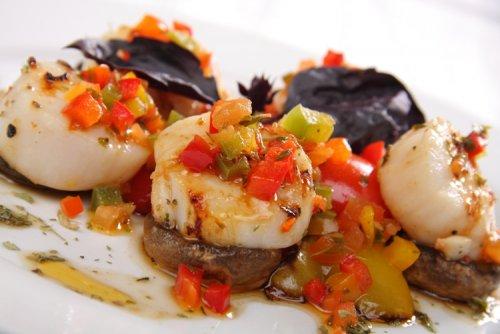 Блюда из морского гребешка вкусные и полезные
