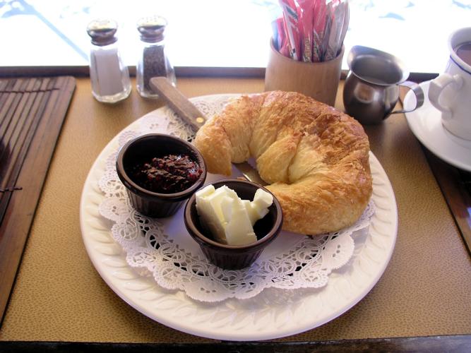 Прекрасный завтрак