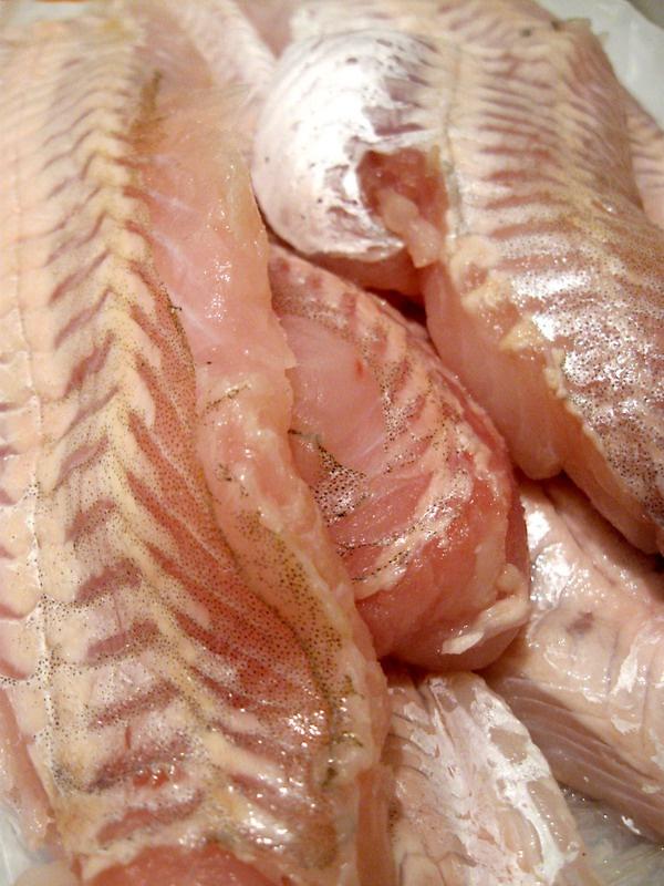Как готовить рыбу под маринадом
