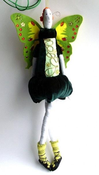 Как сшить куклу-тильду по выкройке