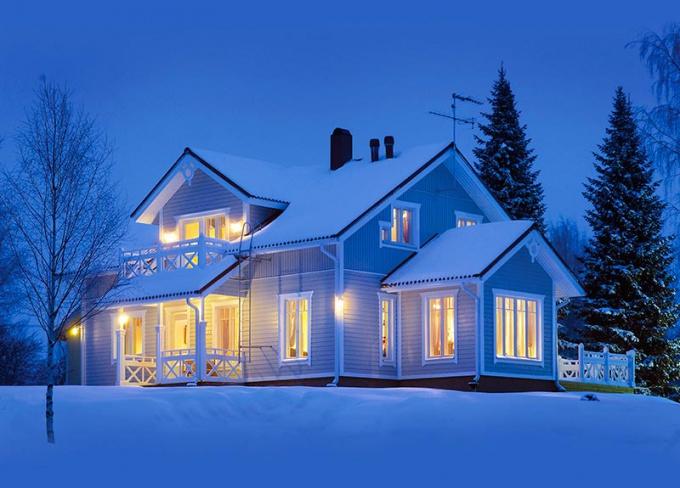 Как сохранить дом в тепле
