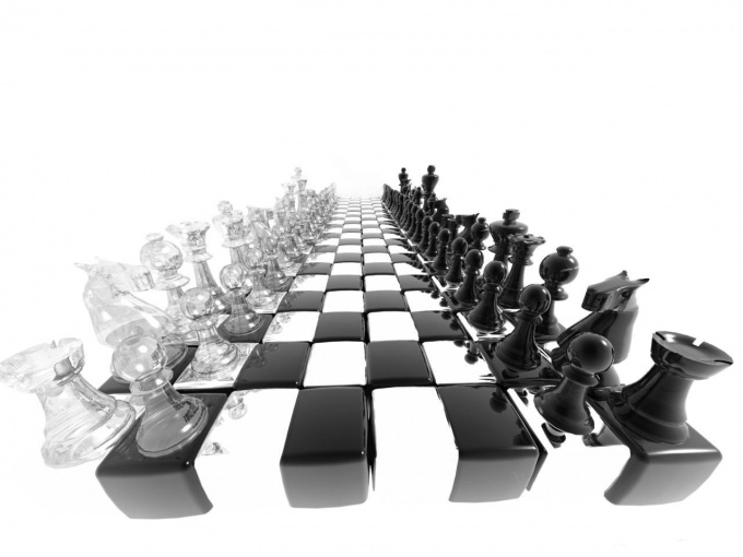 Chess - the most popular table game in the world