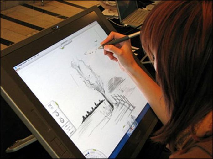 Как нарисовать свою <strong>страницу</strong>