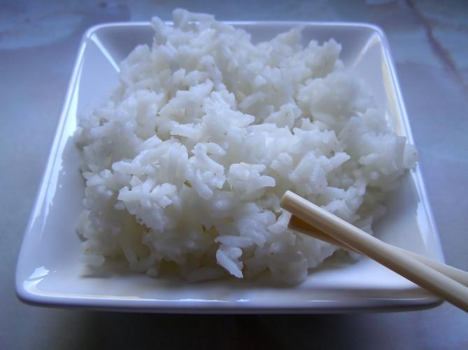 Как отварить рис для суши