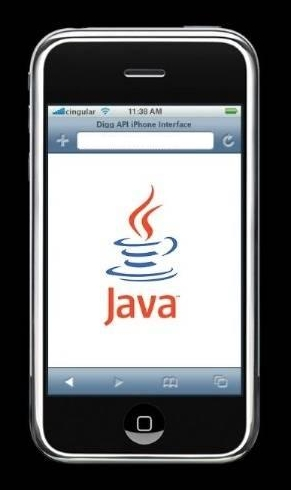 How to install java applications on the phone