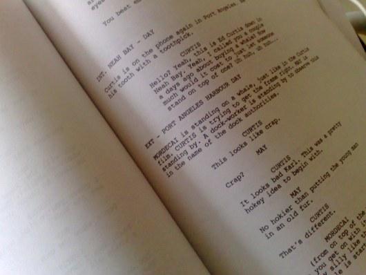 Как писать киносценарий