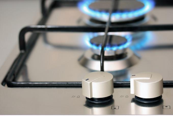 Как сделать газовую плиту