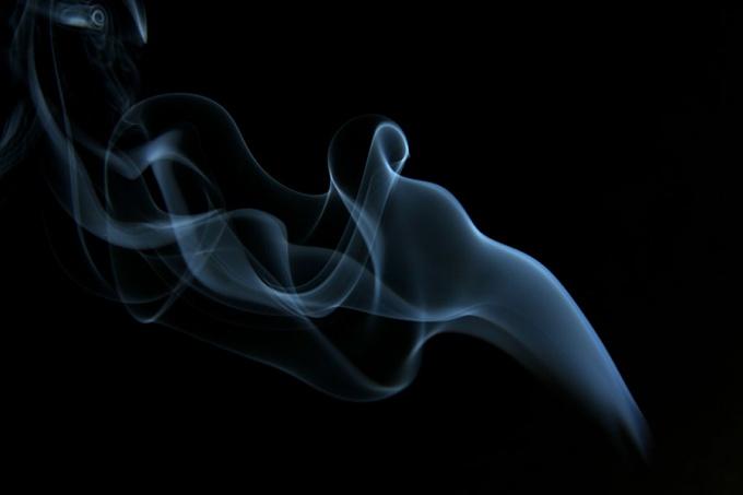 Как нарисовать дым в Фотошопе