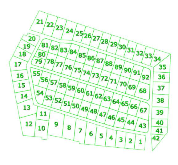 Как найти участок по кадастровому номеру