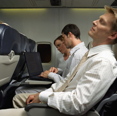 How to stop fear of flying