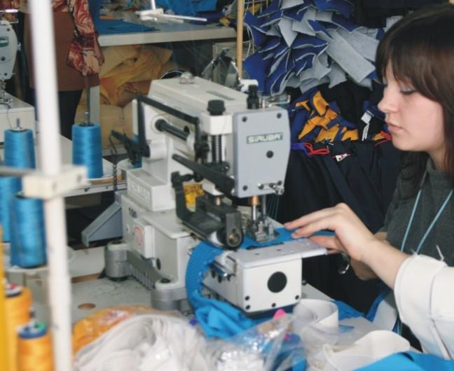 Как открыть швейное производство