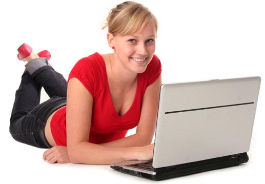 Старайтесь как можно быстрее сделать интернет-знакомство реальным
