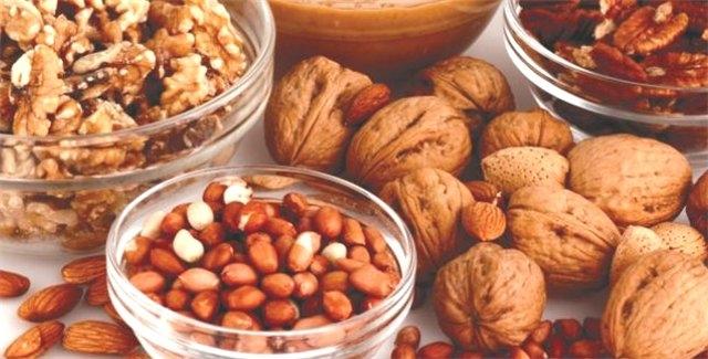Как очистить орехи от скорлупы